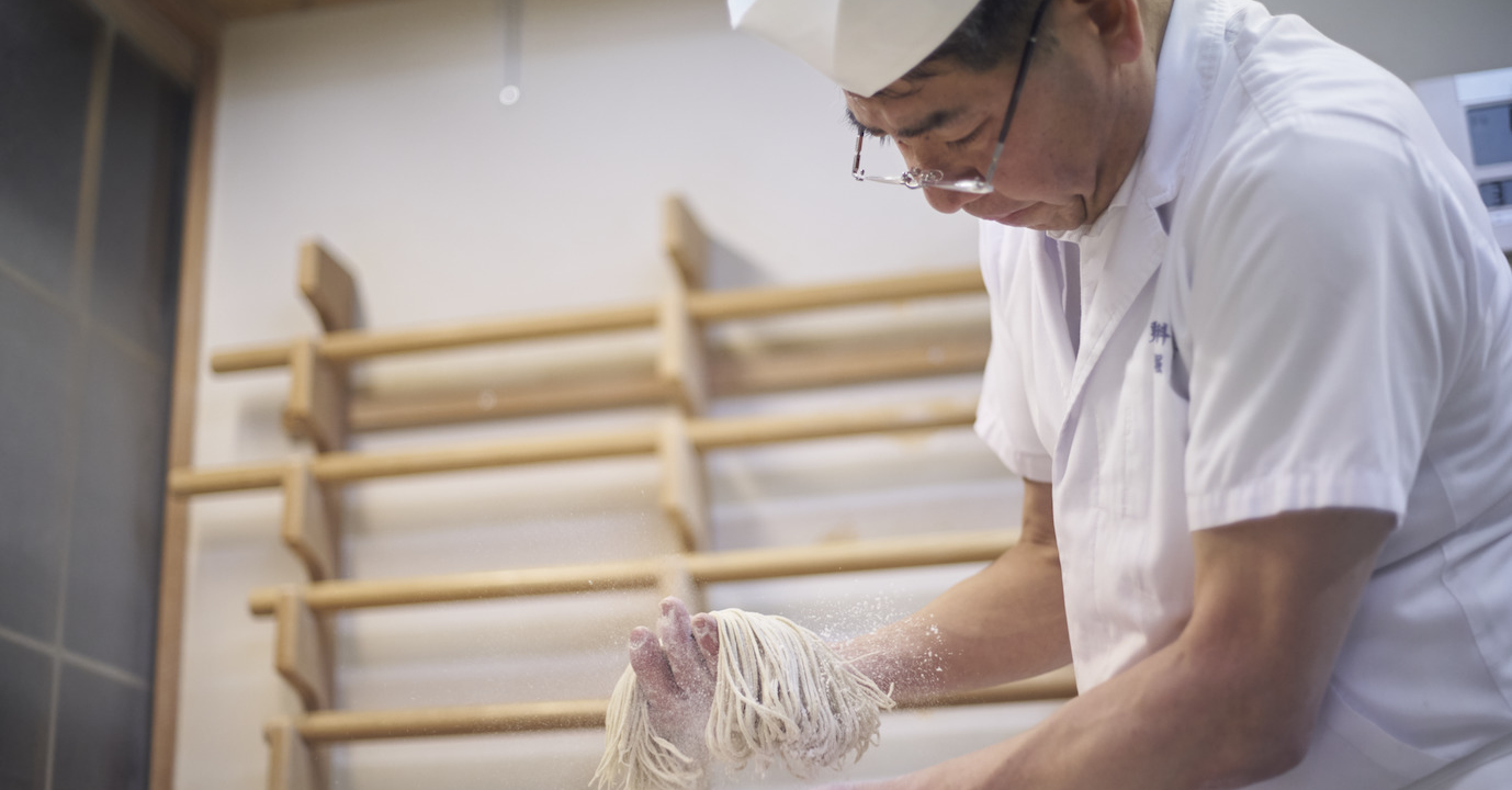 """As a Japanese, consciousness of """"How am I a pro?"""" makes a difference"""