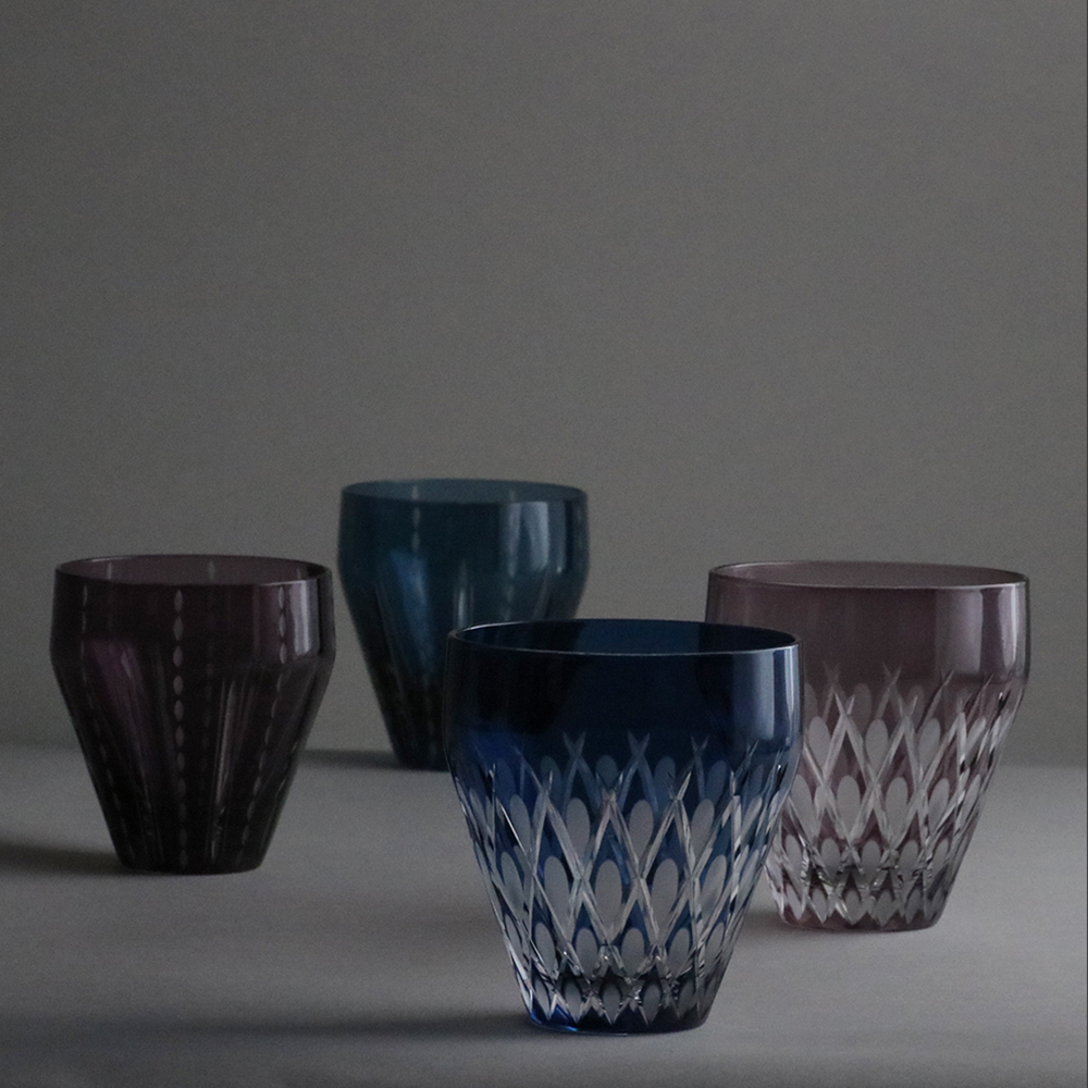 """【Kimoto Glass Tokyo】 The """"Edokiriko and glasswork that color your life"""" Fair will be held until April 11th"""