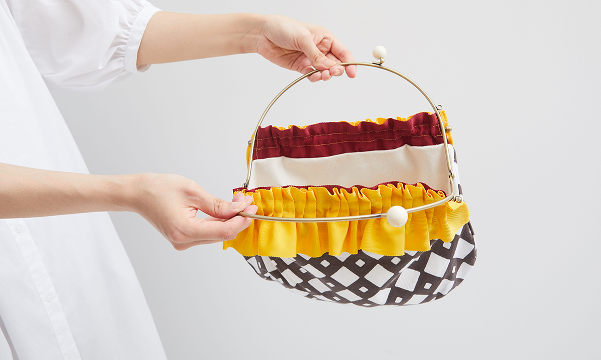 【Chikusen】 Collaboration Workshop Using Yukata Fabric: October–November 2021